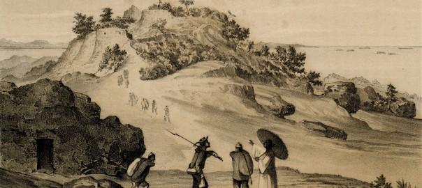 中城の古城①