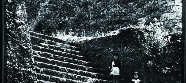 30 中城城跡 三の郭への階段