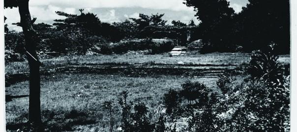 29 中城城跡 一の郭