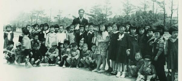40 中城城跡にて集合写真
