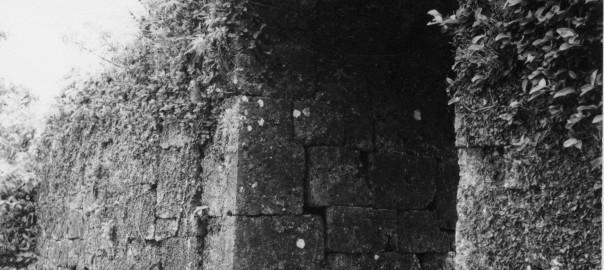 88 中城城跡 一の郭の正門