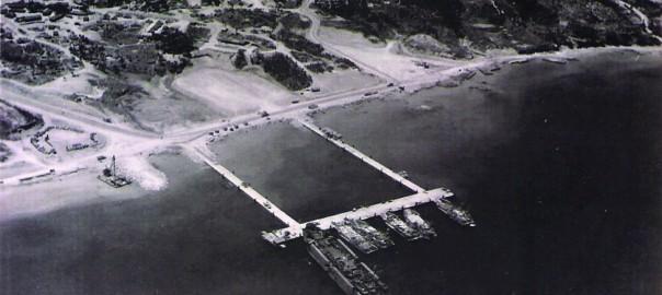 210 桟橋